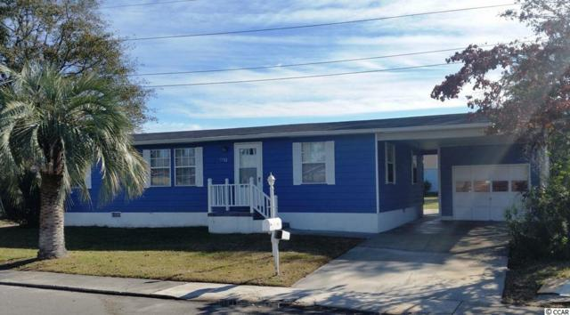 1152 Forest Dr., North Myrtle Beach, SC 29582 (MLS #1724143) :: James W. Smith Real Estate Co.