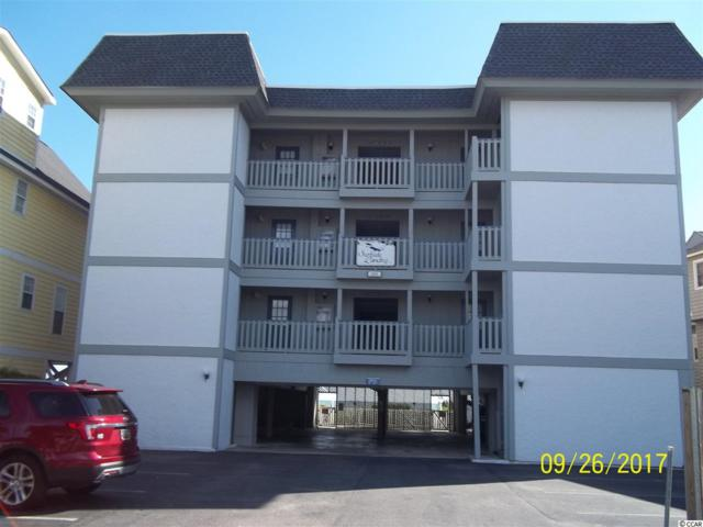 1213 S Ocean Blvd #201, Surfside Beach, SC 29575 (MLS #1724151) :: Trading Spaces Realty