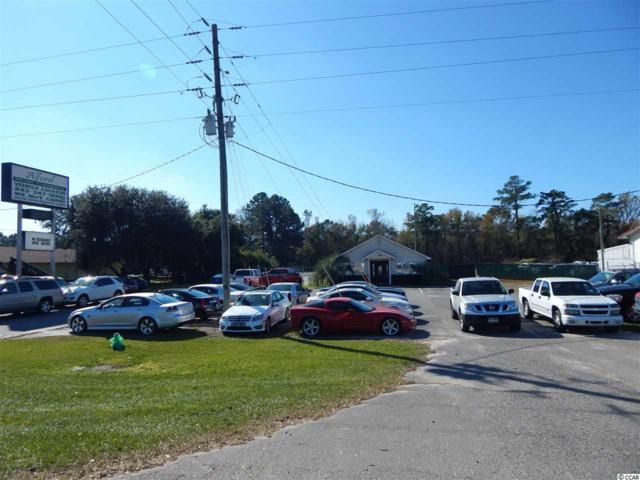 768 E Hwy 501, Conway, SC 29526 (MLS #1724204) :: The Litchfield Company