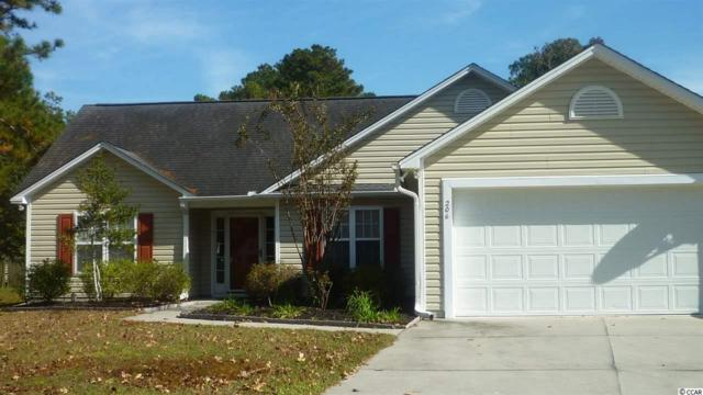 206 Ashton Circle, Myrtle Beach, SC 29588 (MLS #1724213) :: James W. Smith Real Estate Co.