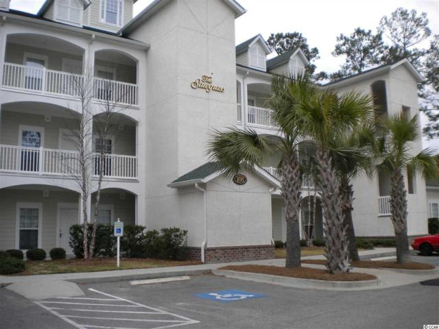 108 Cypress Point Court #106A, Myrtle Beach, SC 29579 (MLS #1724241) :: The Litchfield Company