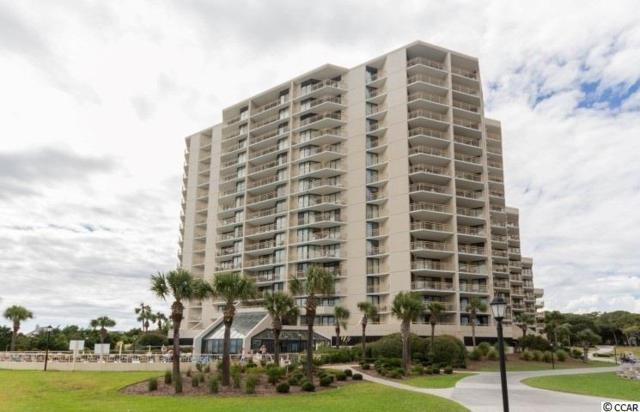 101 Ocean Creek Drive #Nn-7A, Myrtle Beach, SC 29572 (MLS #1724242) :: Myrtle Beach Rental Connections