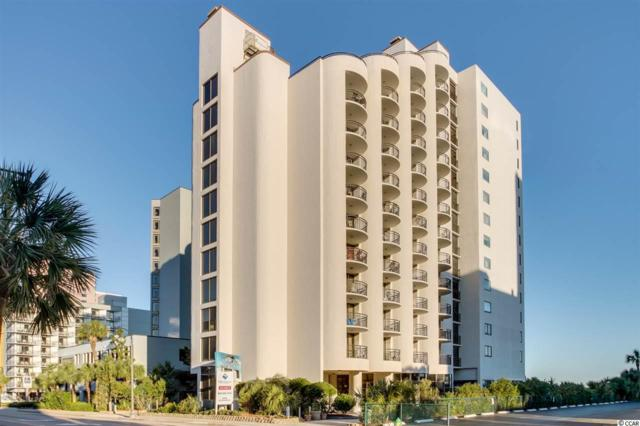 2310 N Ocean Blvd #1007, Myrtle Beach, SC 29577 (MLS #1724278) :: The Hoffman Group