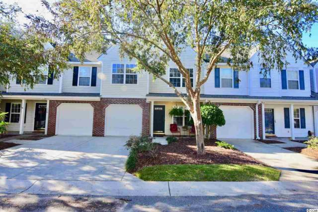 118 Pembroke #118, Pawleys Island, SC 29585 (MLS #1724284) :: James W. Smith Real Estate Co.