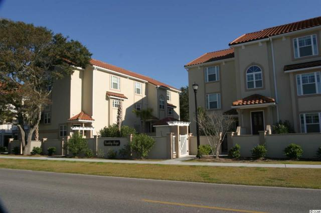 212 4th Ave. N. 104A, North Myrtle Beach, SC 29582 (MLS #1724301) :: The Litchfield Company