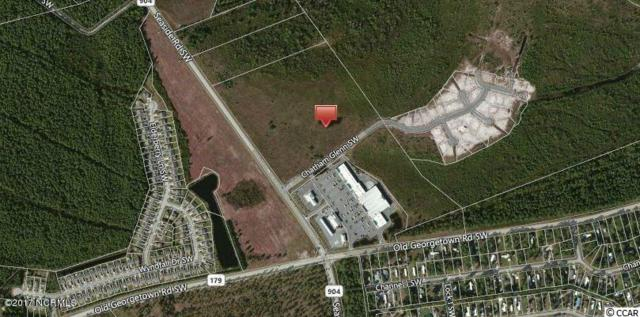 Lot 4 SW Seaside Rd, Sunset Beach, NC 28468 (MLS #1724305) :: Resort Brokerage