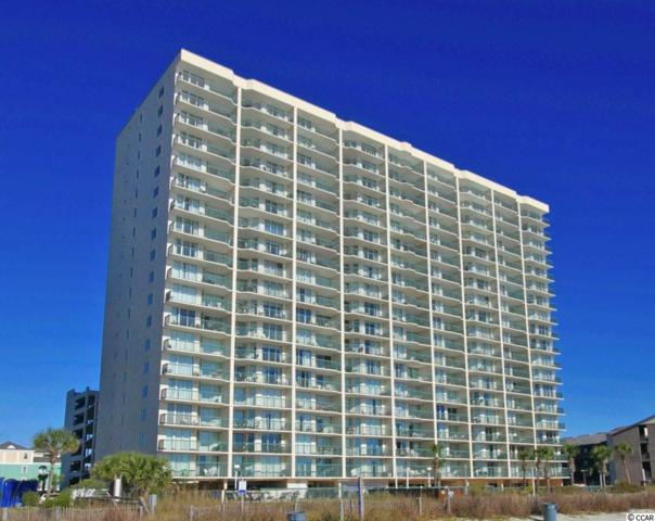 102 N Ocean Boulevard #1008, North Myrtle Beach, SC 29582 (MLS #1724349) :: Myrtle Beach Rental Connections