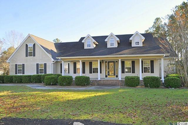 505 Cloverfield Lane, Conway, SC 29526 (MLS #1724360) :: Sloan Realty Group