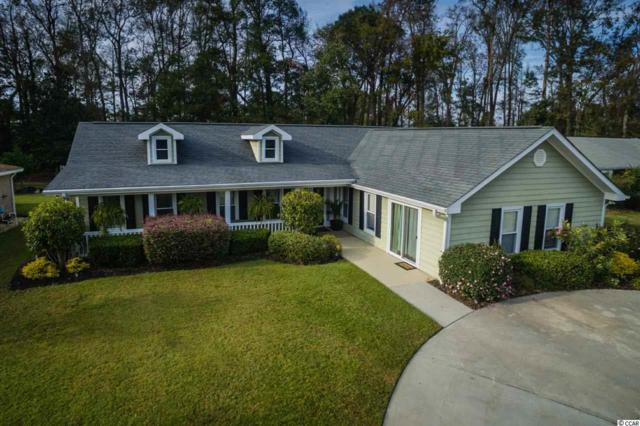 571 Circle Dr., Surfside Beach, SC 29575 (MLS #1724420) :: The HOMES and VALOR TEAM