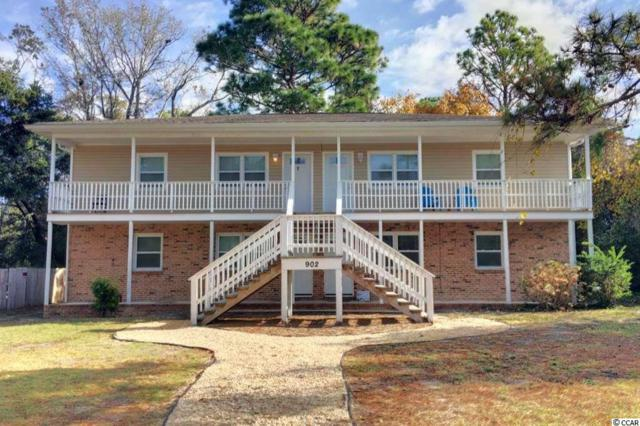 902 27th Ave S, North Myrtle Beach, SC 29582 (MLS #1724435) :: The Litchfield Company