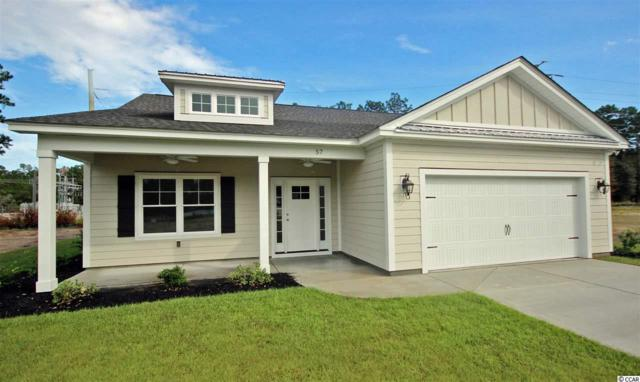 57 Hagley Retreat Dr, Pawleys Island, SC 29585 (MLS #1724443) :: James W. Smith Real Estate Co.