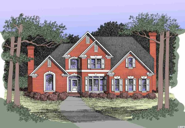 1009 Dowitcher Dr, Conway, SC 29526 (MLS #1724464) :: The Litchfield Company