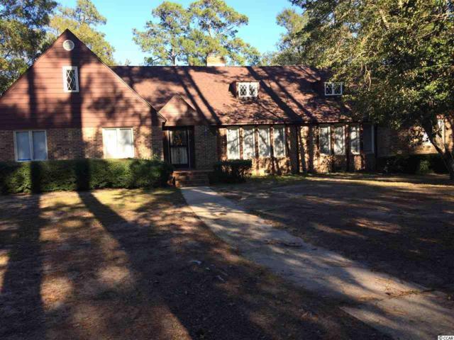 417 Sasser Ln., Conway, SC 29527 (MLS #1724480) :: The Litchfield Company