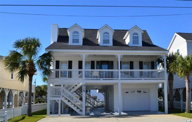 315 47th Ave N, North Myrtle Beach, SC 29582 (MLS #1724486) :: The Litchfield Company