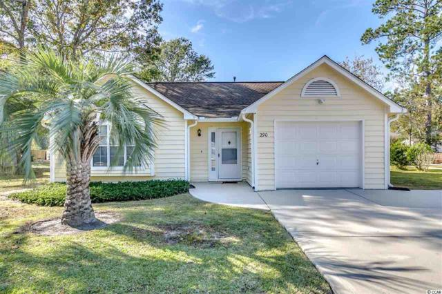 290 Nature Trail, Little River, SC 29566 (MLS #1724491) :: The Hoffman Group
