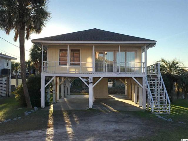 321 N 62nd, North Myrtle Beach, SC 29582 (MLS #1724492) :: The Litchfield Company