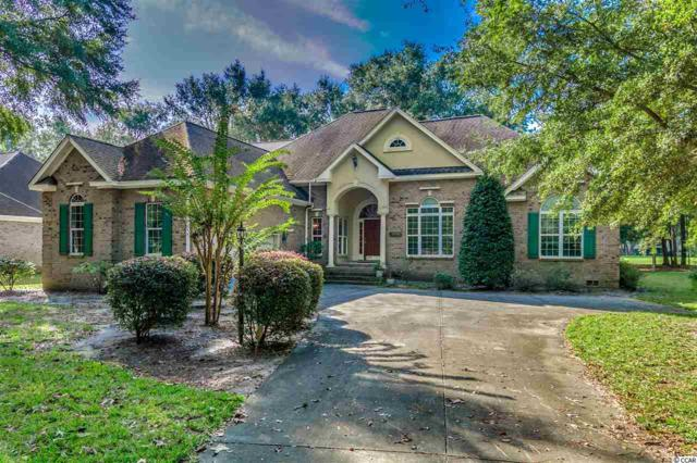 388 Masters Drive, Pawleys Island, SC 29585 (MLS #1724502) :: James W. Smith Real Estate Co.
