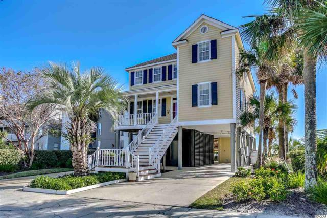 1502 N Waccamaw Drive, Garden City Beach, SC 29576 (MLS #1724523) :: The HOMES and VALOR TEAM