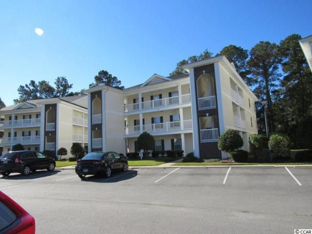 1196 River Oaks Drive 27-F, Myrtle Beach, SC 29579 (MLS #1724527) :: The Litchfield Company