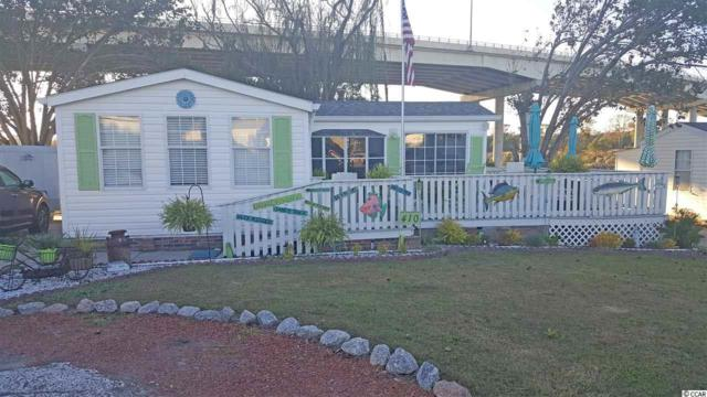410 Low Tide Drive, North Myrtle Beach, SC 29582 (MLS #1724531) :: The Litchfield Company