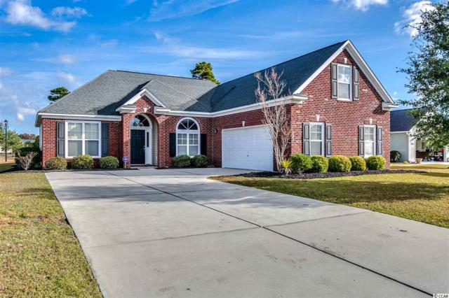 924 Bromley Court, Myrtle Beach, SC 29579 (MLS #1724550) :: The Litchfield Company