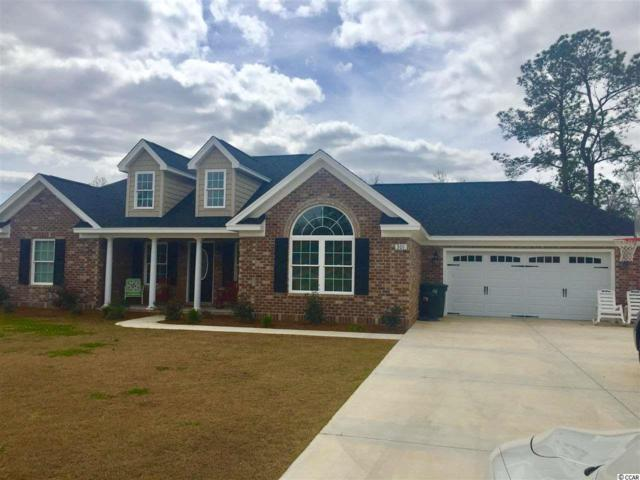 345 Farmtrac Drive, Aynor, SC 29511 (MLS #1724589) :: The HOMES and VALOR TEAM
