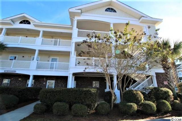 6203 Catalina Drive #614, North Myrtle Beach, SC 29582 (MLS #1724616) :: The Hoffman Group