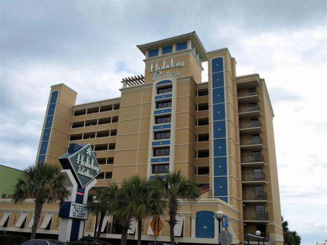 1200 N Ocean Blvd, Unit 611 #611, Myrtle Beach, SC 29577 (MLS #1724621) :: The HOMES and VALOR TEAM