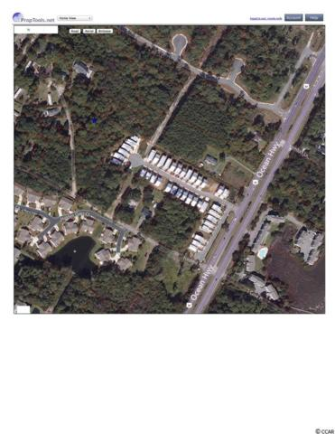 Lot A Yale Place, Pawleys Island, SC 29585 (MLS #1724640) :: The Hoffman Group