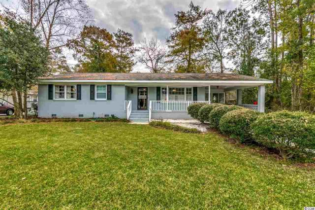 1013 Moss Drive, Surfside Beach, SC 29575 (MLS #1724651) :: The HOMES and VALOR TEAM
