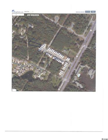 Lot B Yale Place, Pawleys Island, SC 29585 (MLS #1724653) :: The Hoffman Group