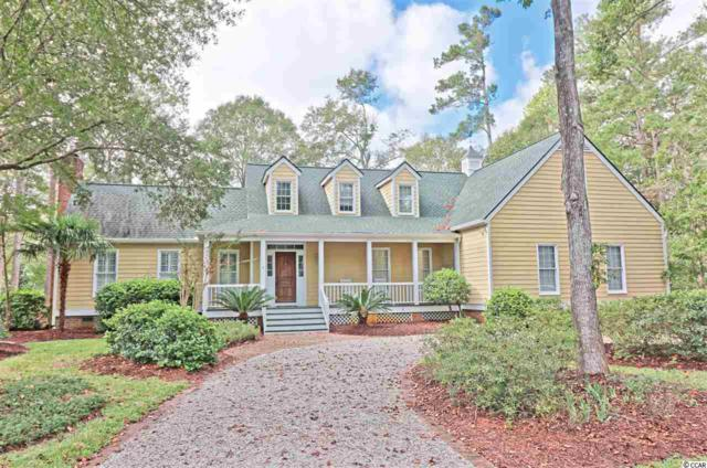 4516 Wagon Run, Murrells Inlet, SC 29576 (MLS #1724655) :: The HOMES and VALOR TEAM