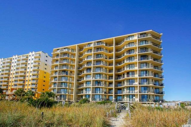 4701 S Ocean Blvd 7-F, North Myrtle Beach, SC 29582 (MLS #1724661) :: The HOMES and VALOR TEAM