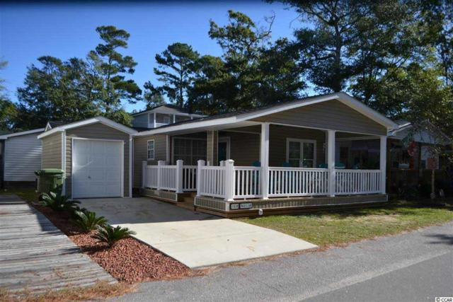 6001 S Kings Highway, Site 5627, Myrtle Beach, SC 29575 (MLS #1724665) :: The HOMES and VALOR TEAM