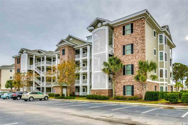 4894 Luster Leaf Circle #104, Myrtle Beach, SC 29577 (MLS #1724670) :: The HOMES and VALOR TEAM
