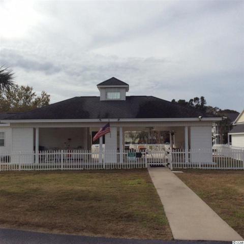 5045 Glenbrook Dr #203, Myrtle Beach, SC 29579 (MLS #1724671) :: The HOMES and VALOR TEAM