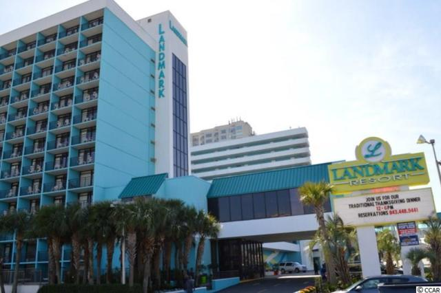 1501 S Ocean Blvd #511 #511, Myrtle Beach, SC 29577 (MLS #1724680) :: The HOMES and VALOR TEAM