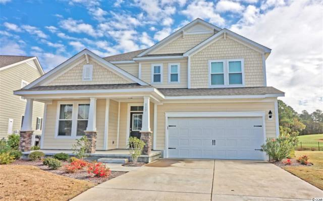117 Champions Village Dr., Murrells Inlet, SC 29576 (MLS #1724681) :: The Hoffman Group