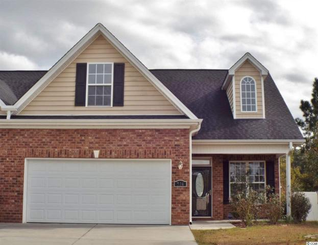 524 Cottage Oaks Circle, Myrtle Beach, SC 29579 (MLS #1724683) :: The HOMES and VALOR TEAM