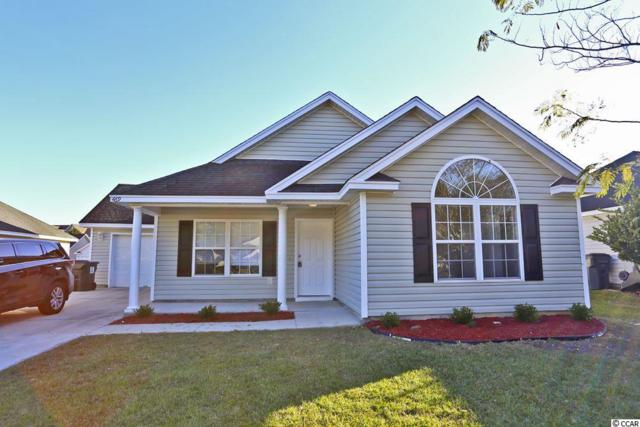 469 Wallingford Circle, Myrtle Beach, SC 29588 (MLS #1724689) :: The HOMES and VALOR TEAM