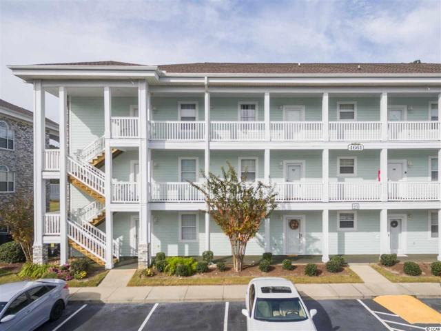 4661 Wild Iris Dr #302, Myrtle Beach, SC 29577 (MLS #1724692) :: The HOMES and VALOR TEAM