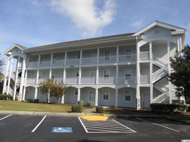4643 Wild Iris Drive #203, Myrtle Beach, SC 29577 (MLS #1724696) :: The Hoffman Group