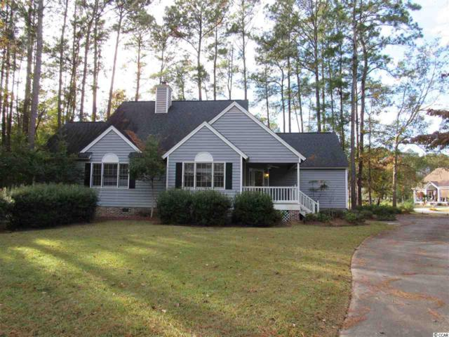 14 Cherbourg Court, Pawleys Island, SC 29585 (MLS #1724714) :: Sloan Realty Group