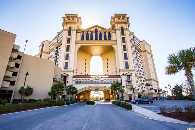 100 North Beach Blvd., #304 #304, North Myrtle Beach, SC 29582 (MLS #1724793) :: Trading Spaces Realty
