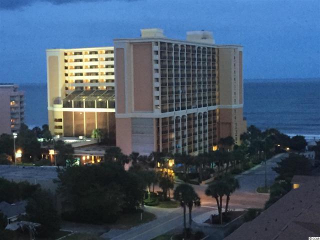 6900 N Ocean Blvd #606, Myrtle Beach, SC 29572 (MLS #1724878) :: James W. Smith Real Estate Co.