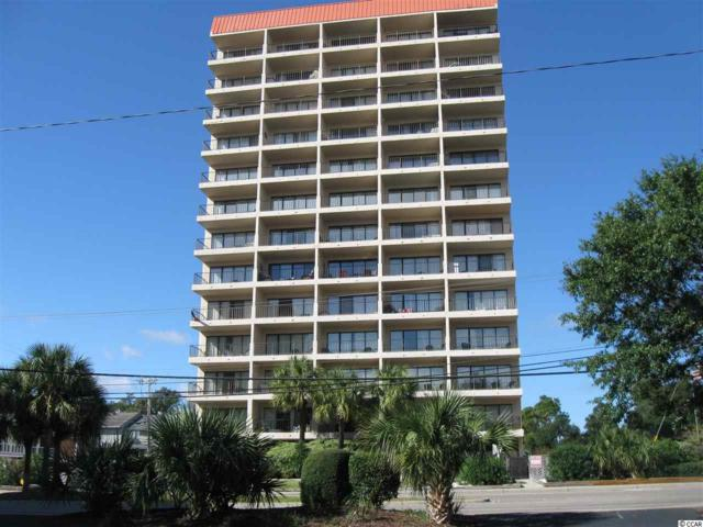 7509 N Ocean Blvd. #704, Myrtle Beach, SC 29572 (MLS #1724886) :: The Hoffman Group