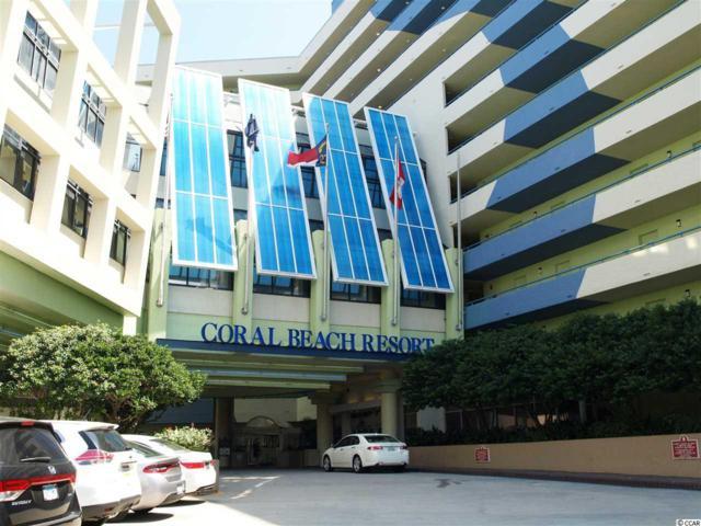 1105 S Ocean Blvd., Unit 216 #216, Myrtle Beach, SC 29577 (MLS #1724946) :: James W. Smith Real Estate Co.