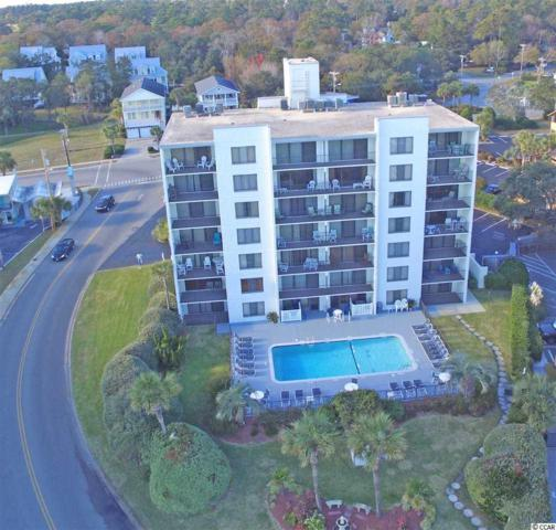 5404 N. Ocean Blvd #201, Myrtle Beach, SC 29577 (MLS #1724986) :: Trading Spaces Realty