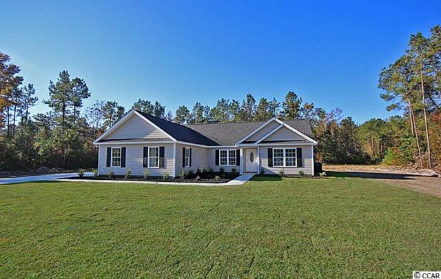 193 Timber Run Drive, Georgetown, SC 29440 (MLS #1725066) :: Myrtle Beach Rental Connections