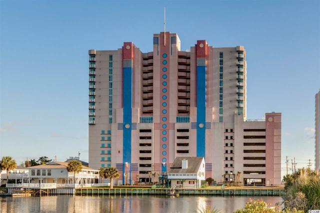 3500 N Ocean Blvd #508, North Myrtle Beach, SC 29582 (MLS #1725090) :: Trading Spaces Realty